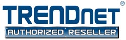 trendnet authorized reseller logo